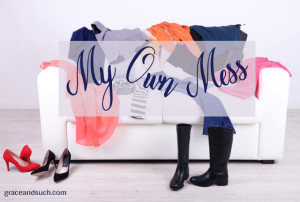 My Own Mess Katie Thompson