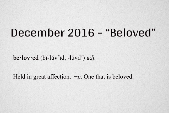 beloved-definition