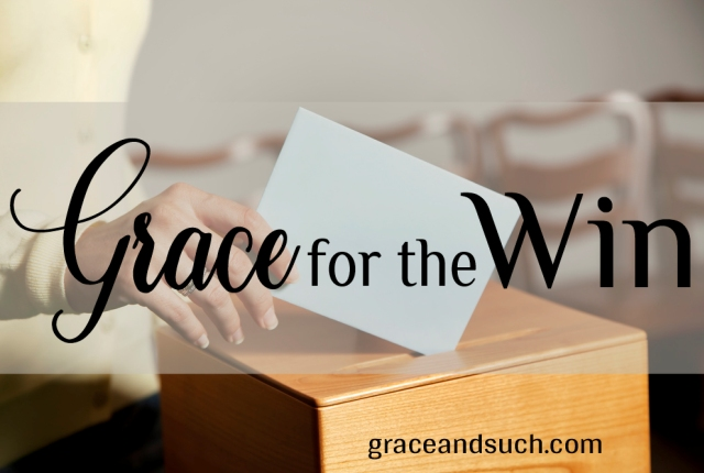 Grace for the Win