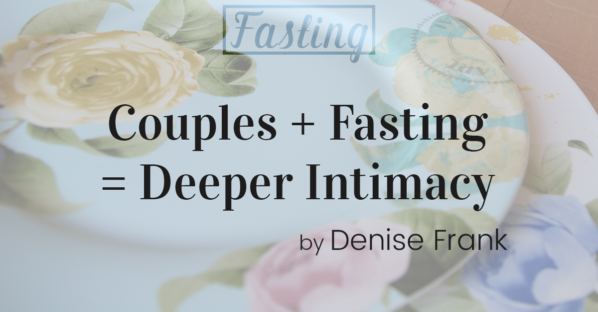 Daniel fast and married couples abstain from sex